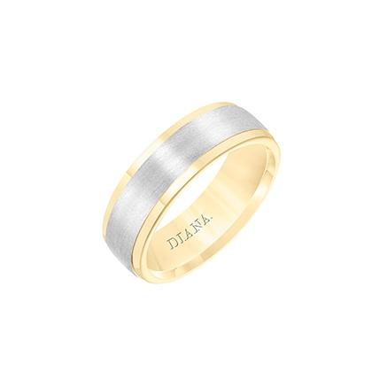 Wedding band, Gents Wedding band, White gold Wedding band, Yellow gold Wedding band, Rose gold Wedding band