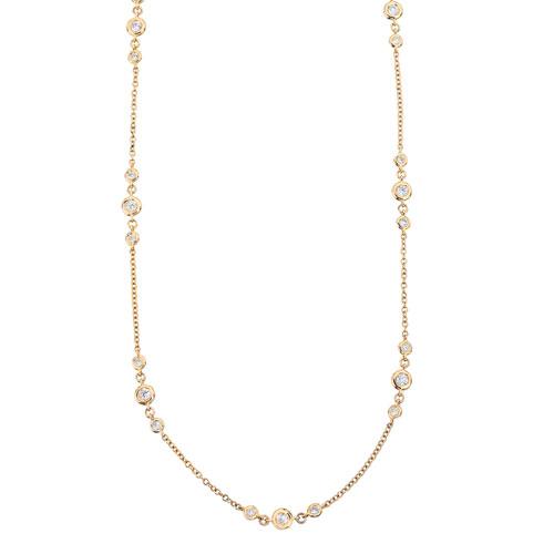 Diamond pendant, Cluster Diamond pendant,