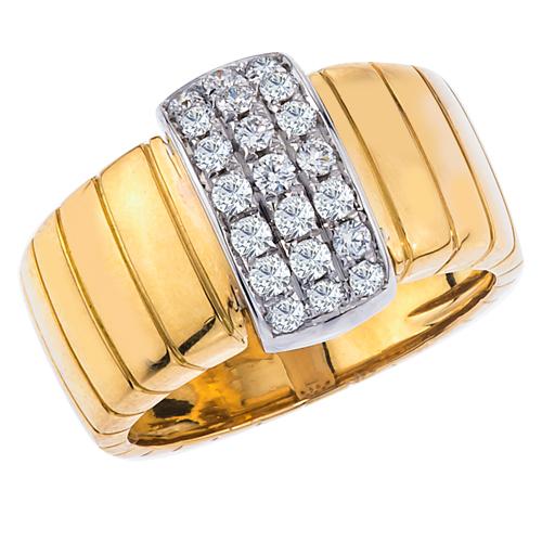 Diamond rings, Diamond fashion rings, Cocktail rings, Rose gold Diamond rings, Yellow gold Diamond rings, White gold Diamond rings