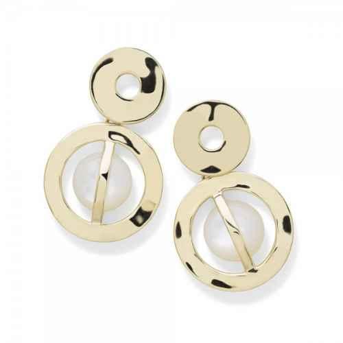 fancy hoop earrings