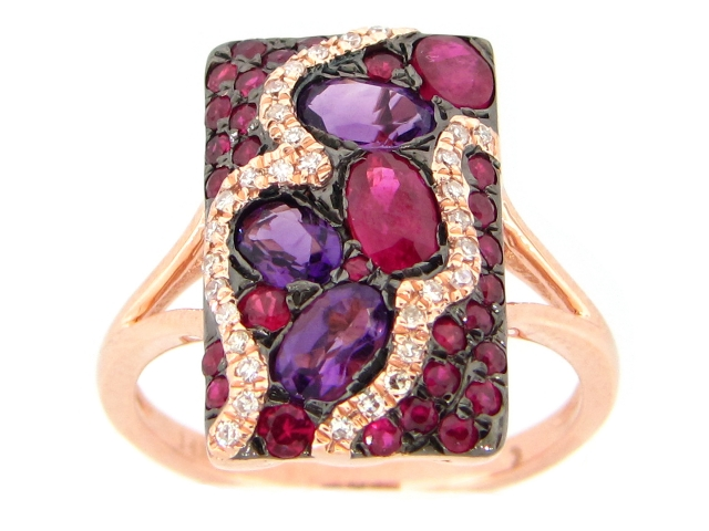 Colored stone rings, Diamond colored stone rings, Halo rings, Diamond halo rings, Custom colored stone rings, Doves rings, Fashion rings, Trendy rings, Rose gold rings, white gold rings, Yellow gold rings.
