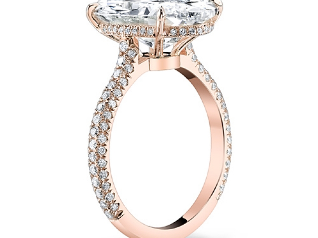 Diamond Solitaire Engagement ring diamond gallery