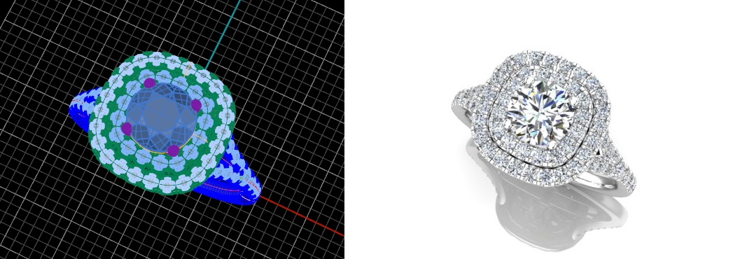 Custom Rings Jewelry Design Gallery