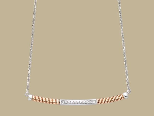 bridal necklace, anniversary necklace