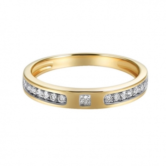 custom stack ring