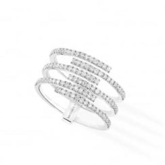 Fancy custom ring