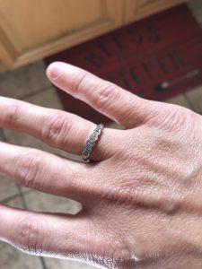 resetting old diamonds