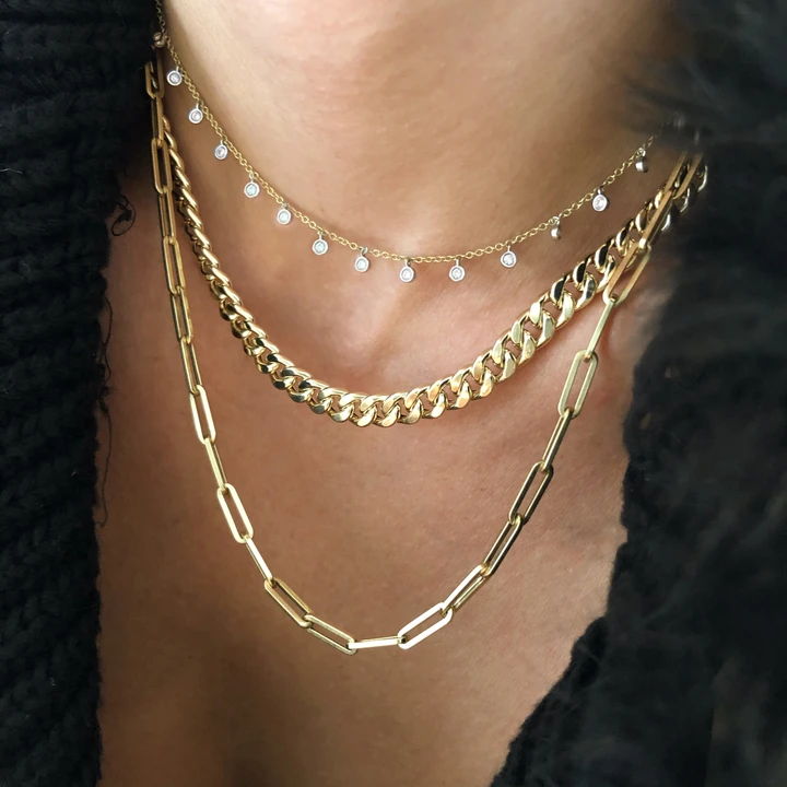 paperclip-necklace
